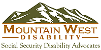 Mountain West Disability Logo
