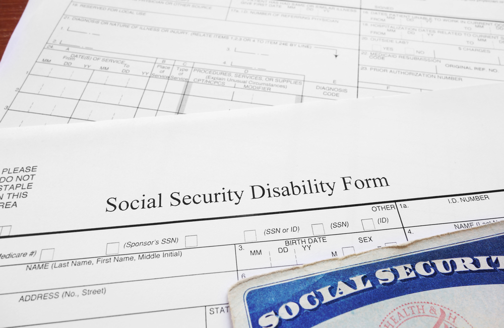 SSDI for mental illness