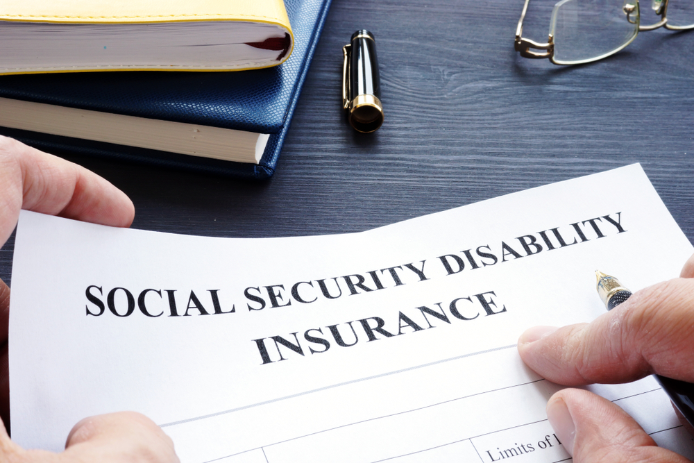 Time to start getting SSDI